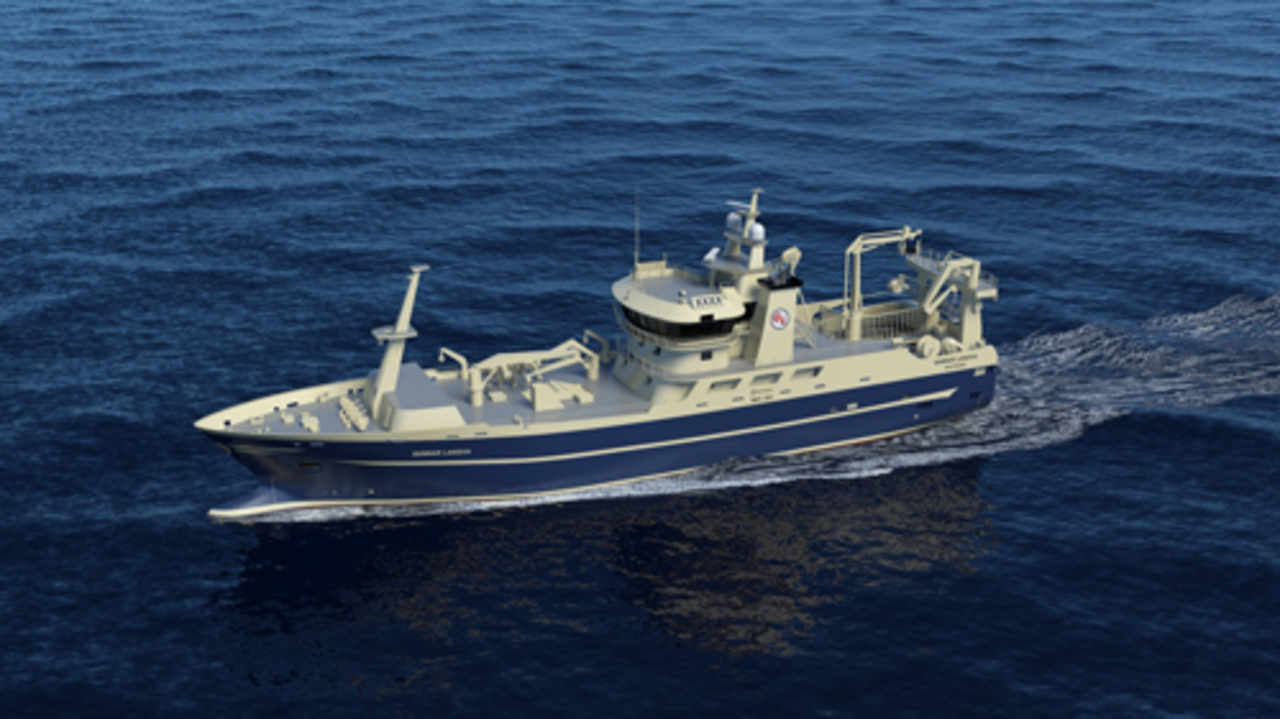 Design and equipment supply for new Norwegian trawler - Ship&Offshore