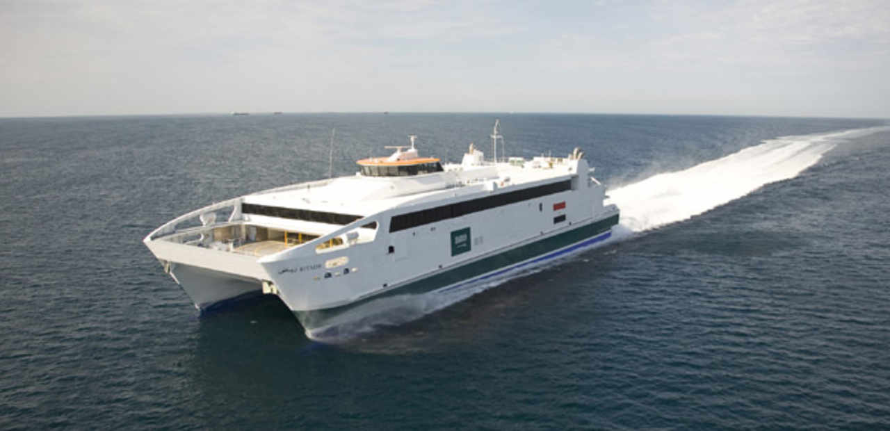 Austal service for Red Sea ferries - Ship&Offshore